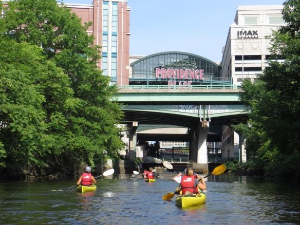 paddle providence
