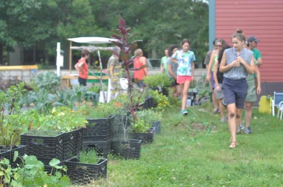 southside garden tour