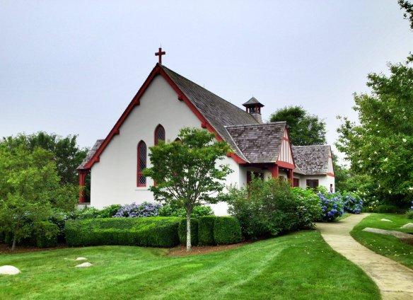 Weekapaug chapel