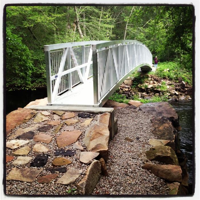 Grills bridge