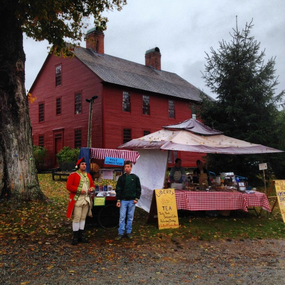 Farmers Market at the Nathan Hale Homestead