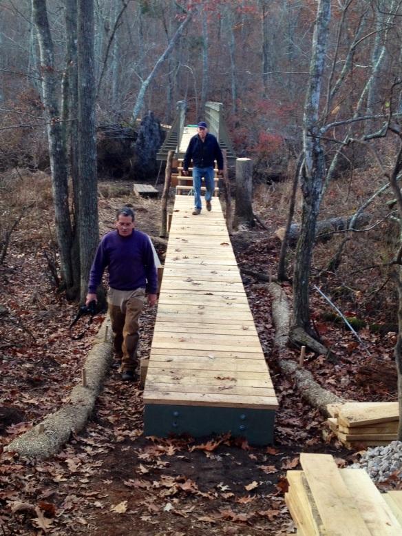 New bridge enhanced